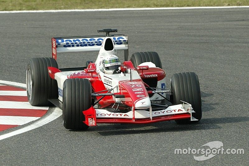 """C'était un 17 décembre : la """"première"""" F1 de Toyota"""