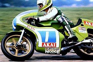 Kork Ballington se convertirá en Leyenda de MotoGP