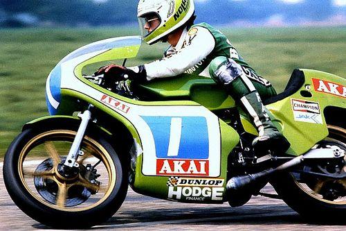 Kork Ballington intronisé au rang de Légende MotoGP