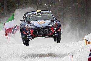 GALERÍA: Hyundai domina en Suecia