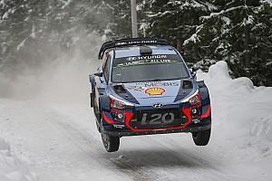 WRC Prova speciale Svezia, PS11: squillo di Neuville. Mikkelsen passa Paddon e torna terzo