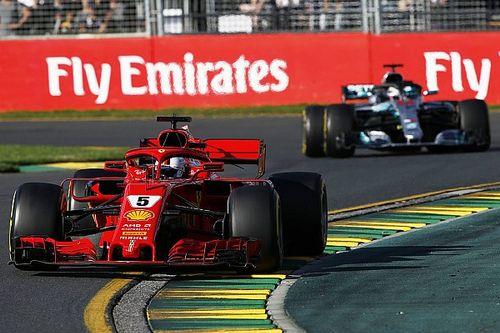Galería: las mejores fotos del Gran Premio de Australia de F1