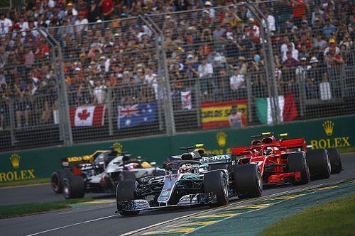 Räikkönen orrkamerájából a rajt Ausztráliából