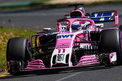 """Perez: """"Force India heeft limiet bereikt"""""""