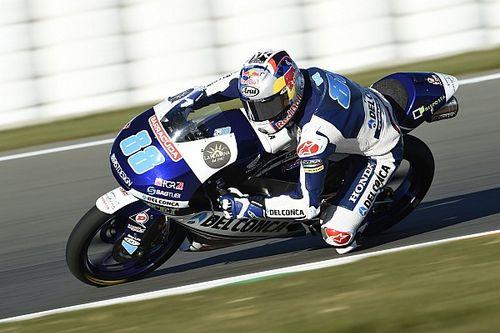 Martín cierra la temporada con la novena pole