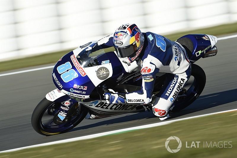 Valencia, Libere 3: Jorge Martin scende sotto alla best pole