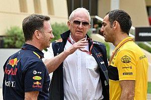 Abiteboul: Mogelijk gesprek tussen CEO's Renault en Red Bull