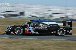 Van der Zande ging maximaal tijdens ultieme kwalificatieronde 24 uur van Daytona