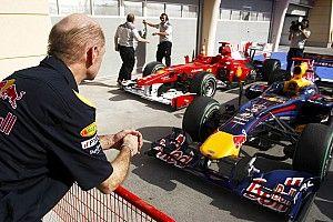 Newey elismerte, volt egy ötlet, amit átvettek a Ferraritól