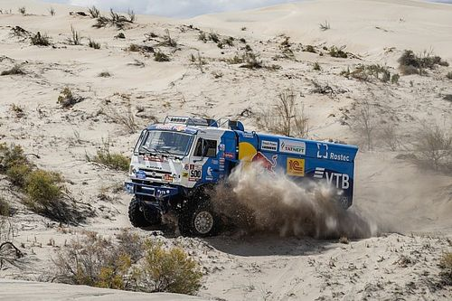 Dakar, Camion, Tappa 14: Nikolaev centra il terzo successo con Kamaz!