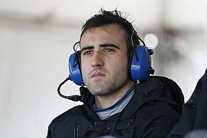 Vautier to sub for injured Barbosa at Petit Le Mans