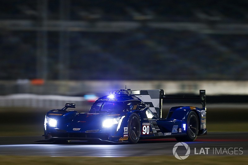 Rolex 24: Vautier sets the pace in night practice