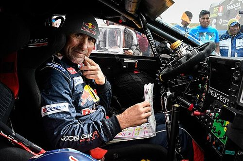"Dakar, Peterhansel: ""Ora aiuto Sainz a vincere. Io punto al secondo posto"""