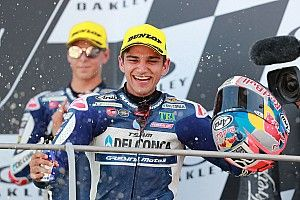 Martin moves up to Moto2 with Ajo KTM