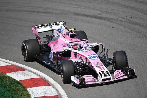 """Mallya: Recuperação da Force India é """"encorajadora"""""""