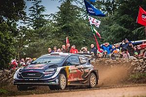 WRC Actualités Sanction avec sursis et amende pour Ogier et Ingrassia