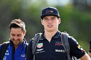 """""""Terceiro está ótimo para nós"""", diz Verstappen"""