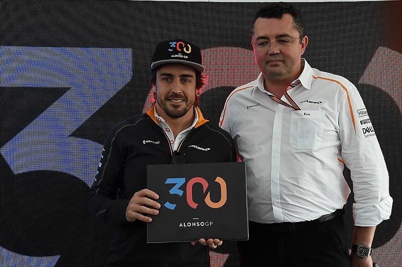 """Alonso: """"Si McLaren no me permite luchar por podios, veremos quién sí"""""""