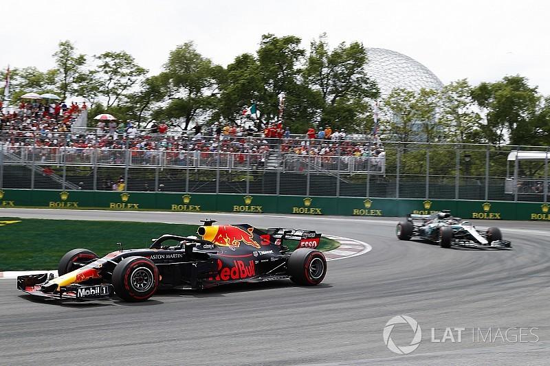 """Ricciardo : """"Prendre des points à Hamilton, une petite victoire"""""""
