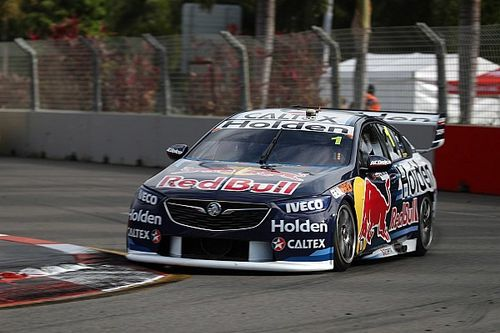 Townsville Supercars: Whincup dominates second practice
