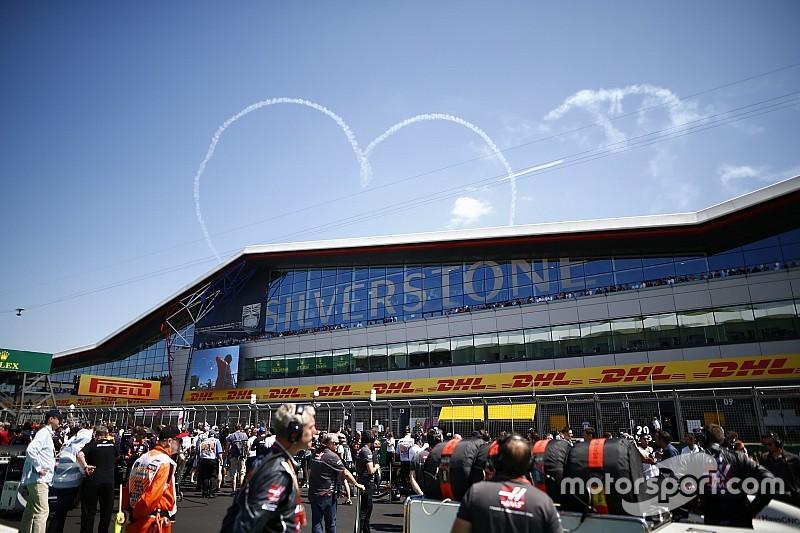 """Ecclestone vangt bot: """"Silverstone was niet te koop"""""""
