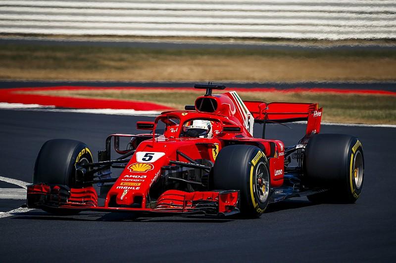Vettel: Boynumun durumu iyi