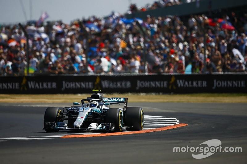 Mercedes podría dividir estrategias ante la amenaza de Ferrari