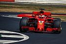 Pneus - Approche agressive pour Vettel et Ferrari en Hongrie
