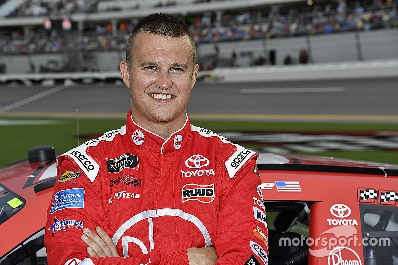 Ryan Preece to step up to Cup with JTG Daugherty Racing in 2019