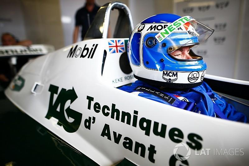 Rosberg had moeite om vader over te halen voor gezamenlijke Formule 1-demo