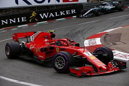 """Raikkonen: """"Gara noiosa, non sono mai riuscito ad attaccare Lewis"""""""