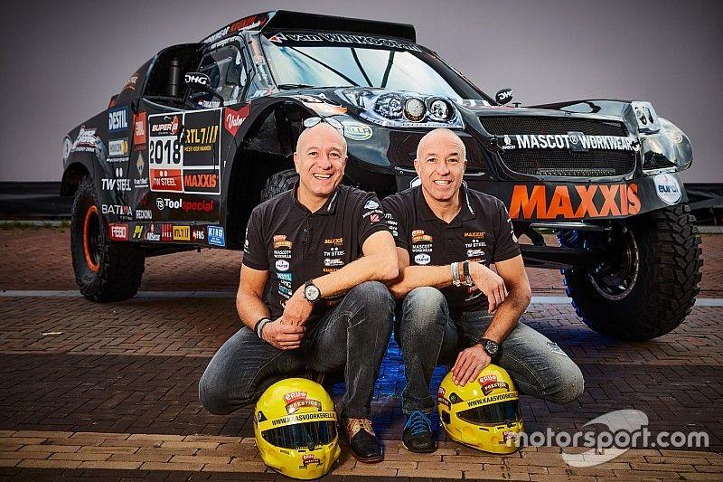 Zo kwam het nieuwe Dakar-project van Tim en Tom Coronel tot stand
