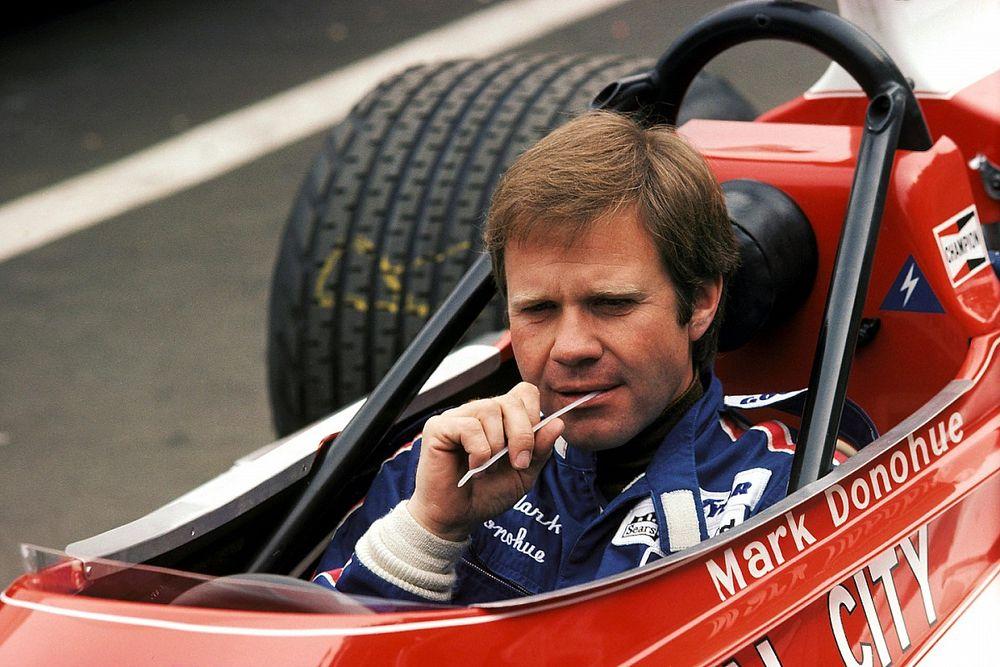 Le dramatique comeback de Mark Donohue en F1