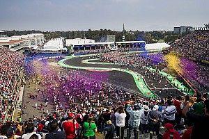 Presentan el cartel del GP de México