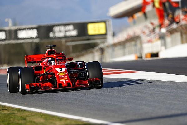 Raikkonen: Ferrari masih bisa lebih kencang