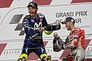 Rossi s'est senti poursuivi par les loups!