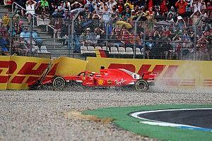 """""""Das ist so übel!"""": Nico Rosberg kritisiert Vettel nach Crash"""