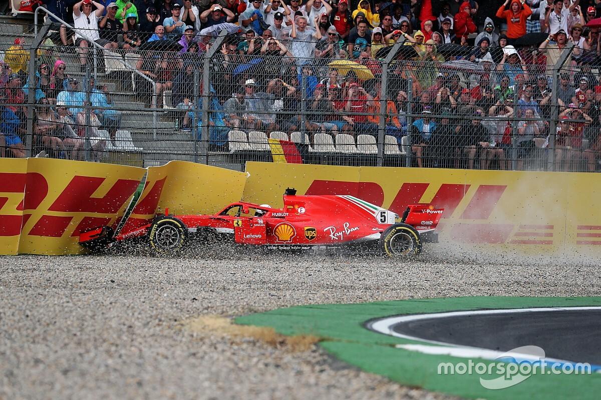 Glock: É a Ferrari que precisa mudar filosofia, não Vettel
