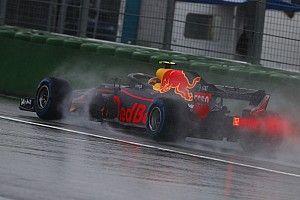Elmosta az eső a Német Nagydíj utolsó szabadedzését, Hamilton rosszul lett