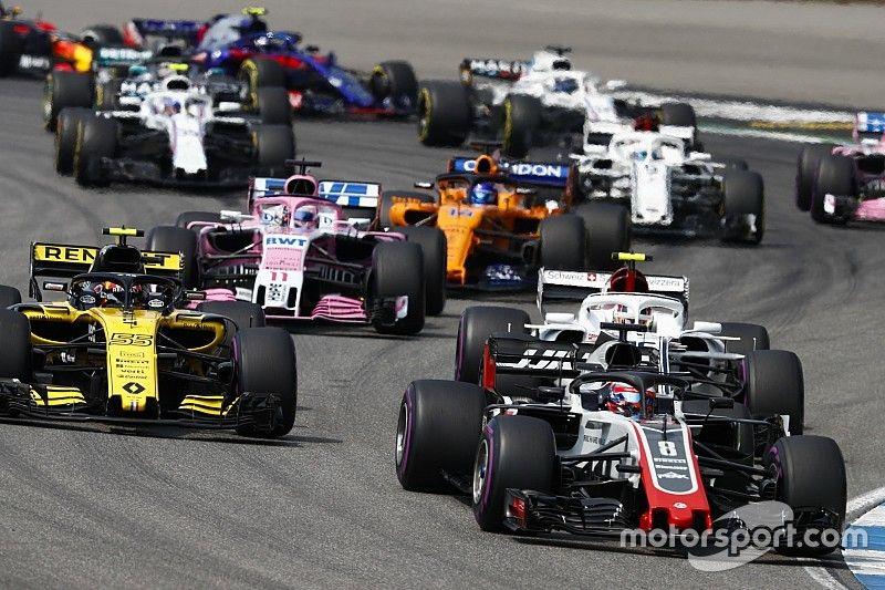 """Dividir F1 em duas classes """"danifica imagem do esporte"""""""