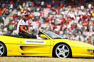 Diaporama: l'Alfa Romeo Sauber dans le Grand Prix d'Allemagne