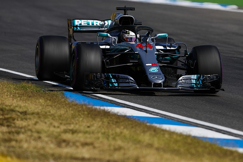 Mercedes: Soruna Hamilton sebep olmadı