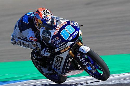 Moto3 Assen: Martin galibiyetle şampiyona liderliğine yükseldi