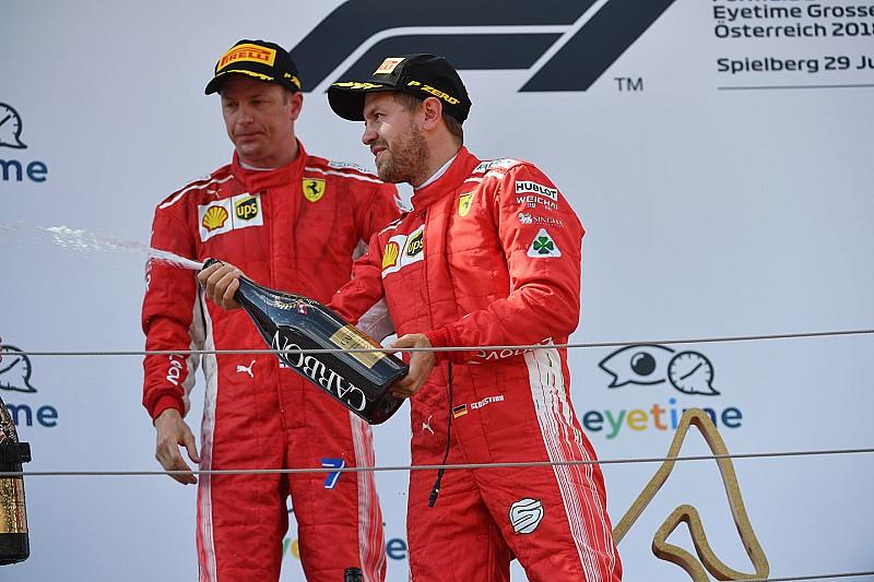 """""""Brutális"""" lett volna, ha a Ferrari csapatutasítást alkalmaz"""