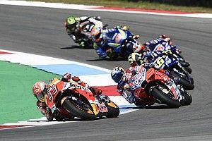 El semáforo del Gran Premio de Holanda