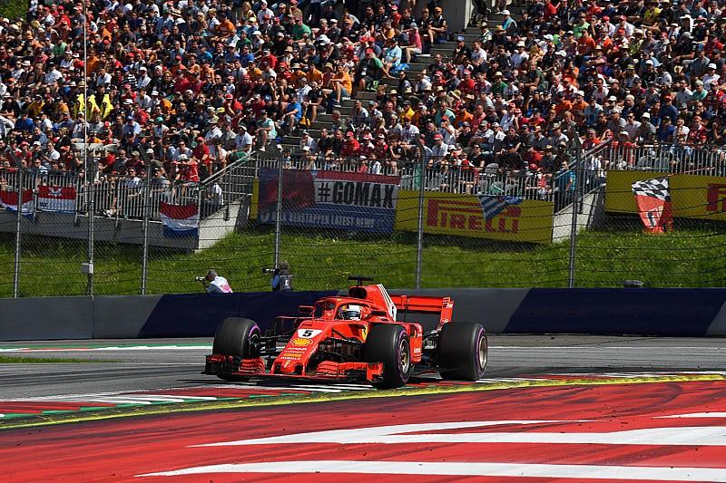 WK-stand: Vettel herovert leiding, Verstappen klimt plek