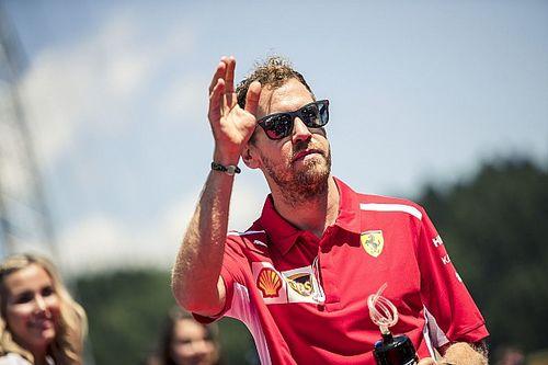 """Vettel: """"Straffen door ons eigen gezever in het verleden"""""""