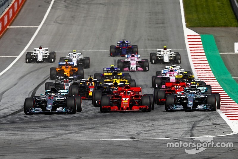 Les bilans à mi-saison F1 2018