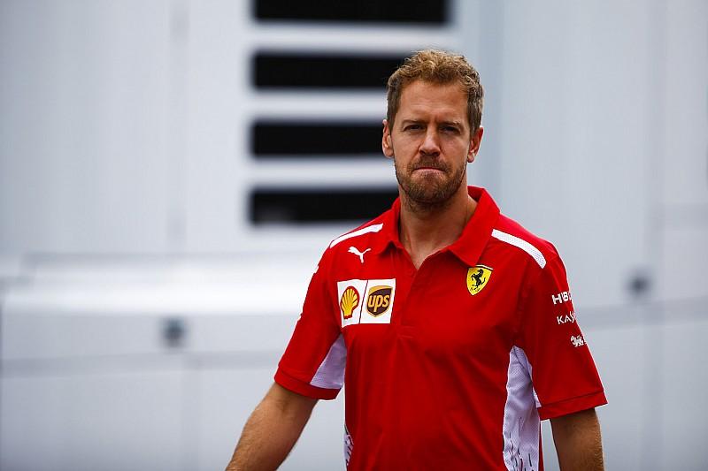 """Vettel: """"Ahol gyalulnak, ott hullik a forgács"""""""
