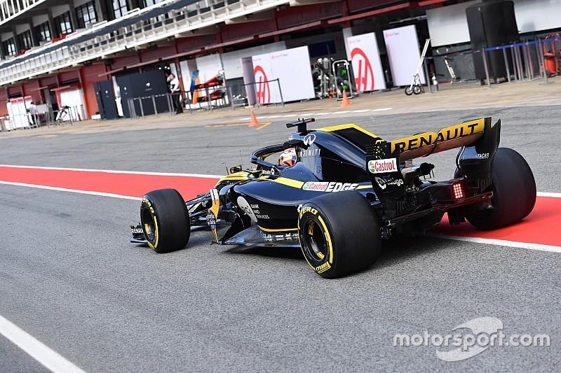 A Renault szerint is elhamarkodták a 2019-es aerodinamikai szabályokat